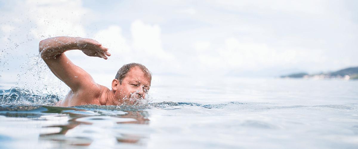 Schwimmen - Hotel Regina Maris