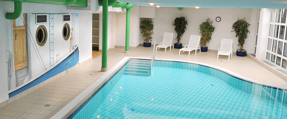 Wellness - Hotel Regina Maris, Hotel Regina Maris, Norden-Norddeich, Nordsee, Ostfriesland, Urlaub zu Zweit, Nordseeurlaub, Urlaub am Meer, Hotel mit Pool