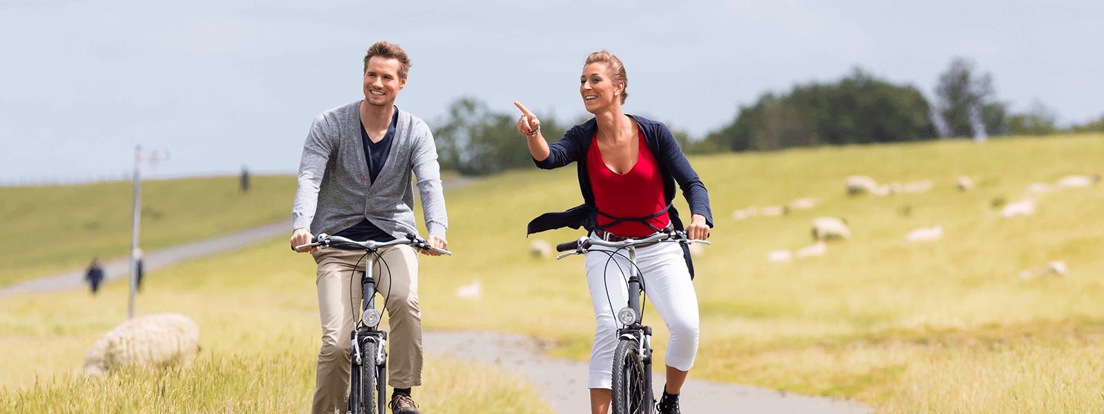 Hotel Regina Maris, Norden-Norddeich, Nordsee, Ostfriesland, Radfahren, Radwandern, Radtour