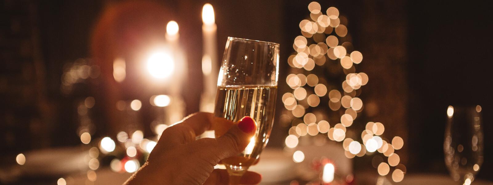 festlich, Essen, Champagner, Regina Maris, Weihanchtsbüfett, Ostfriesland, Norden, Norddeich
