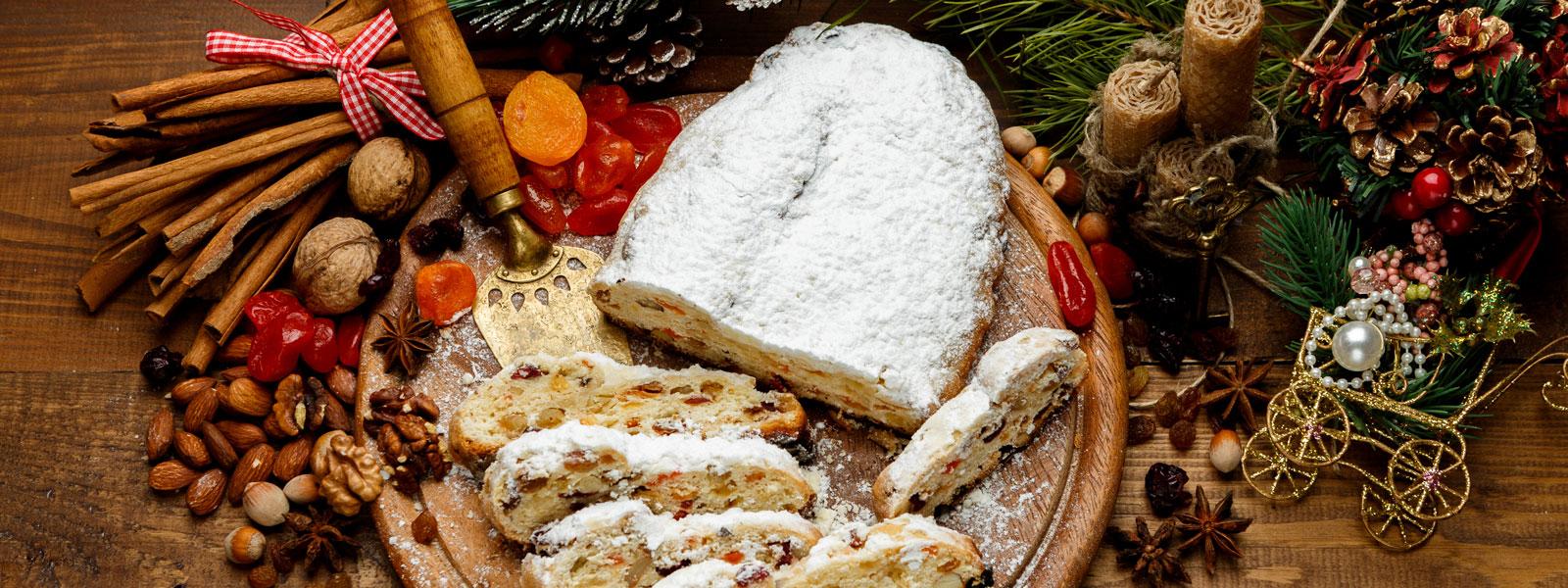 Gemütlicher Teenachmittag mit Stollen, Weihnachten, Regina Maris, Norden-Norddeich, Ostfriesland
